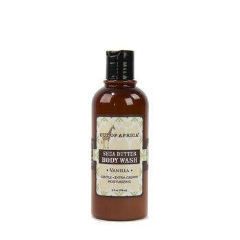 Shea Butter Body Wash - Vanilla | GNC
