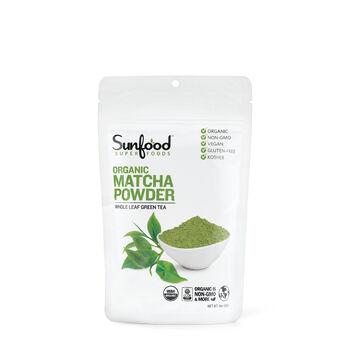 Organic Matcha Powder   GNC