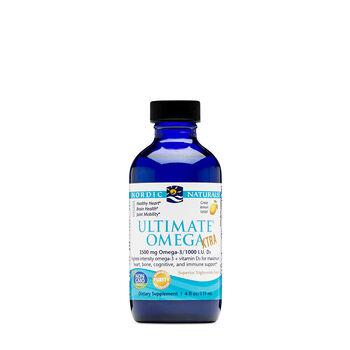 Ultimate® Omega Xtra - Lemon | GNC