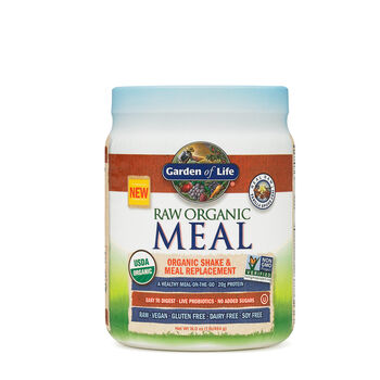 Raw Organic Meal - Vanilla Spiced ChaiVanilla Spiced Chai | GNC
