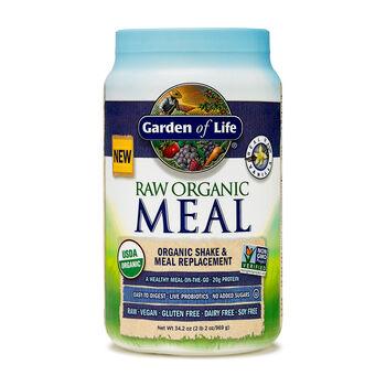 Raw Organic Meal - VanillaVanilla | GNC