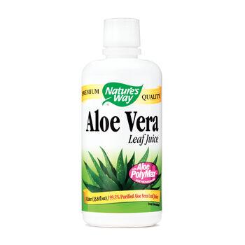 Aloe Vera Leaf Juice   GNC