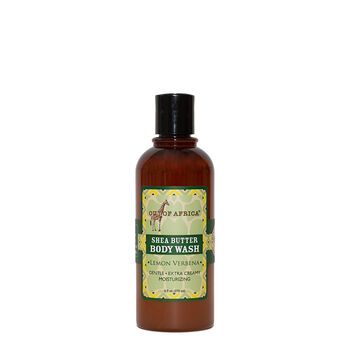 Shea Butter Body Wash - Lemon Verbena | GNC