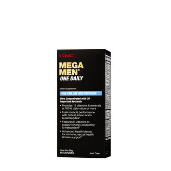 GNC Mega Men® One Daily