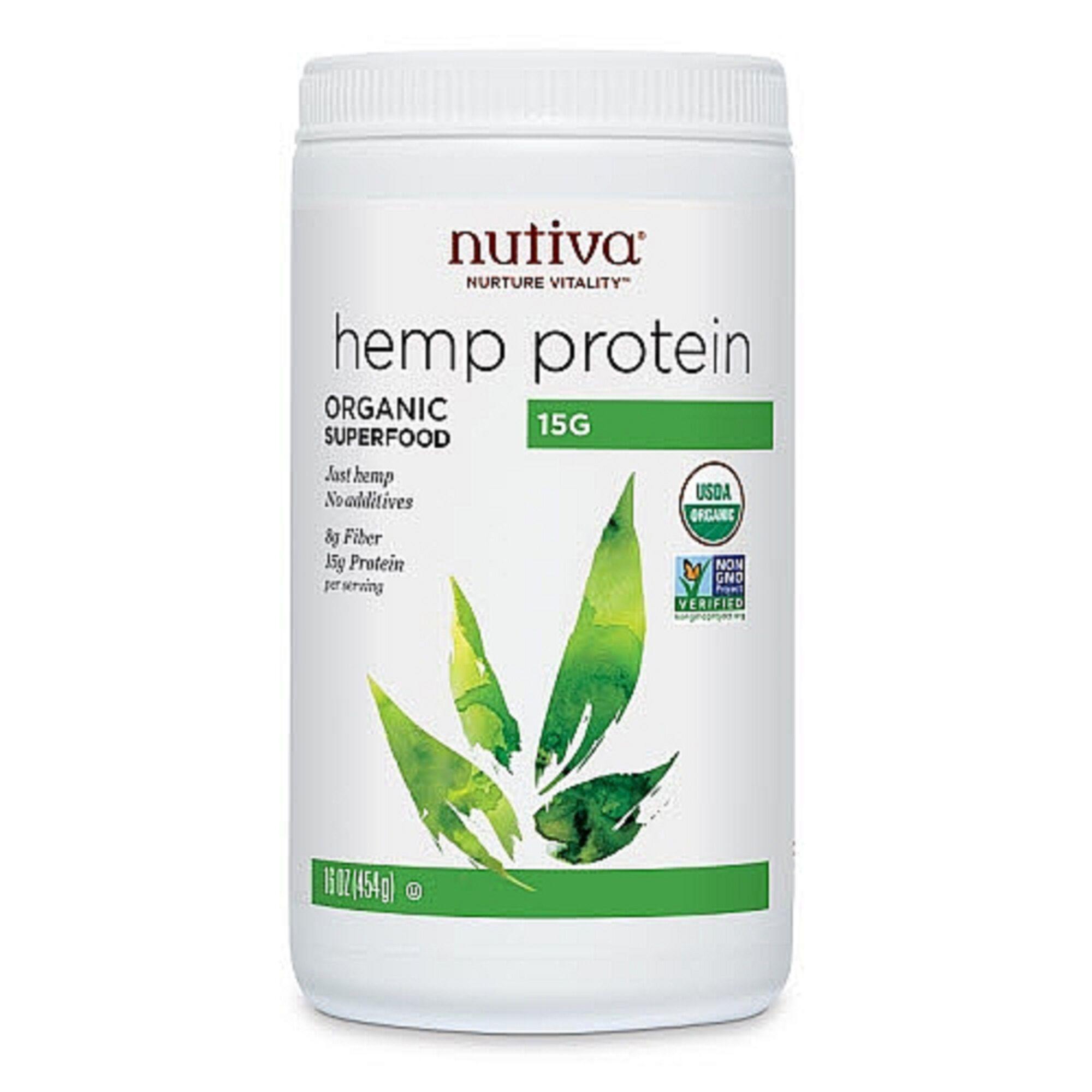 Nutiva® Hemp Protein 15G