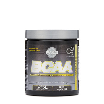 PMD® BCAA - Lemonade - Caffeine FreeLemonade | GNC