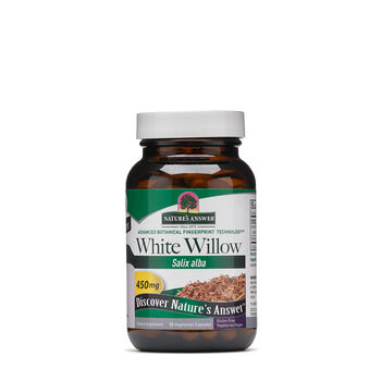 White Willow 450mg | GNC