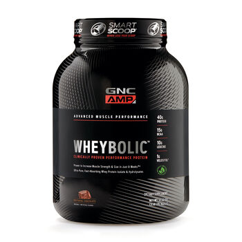 Wheybolic™ - Natural ChocolateNatural Chocolate | GNC