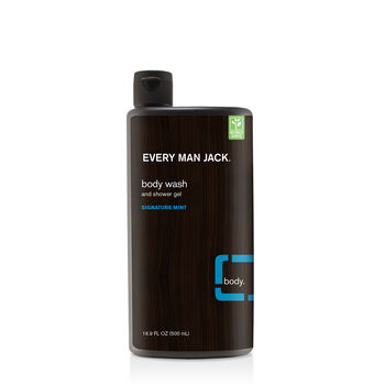 Body Wash and Shower Gel - Signature MintSignature Mint   GNC
