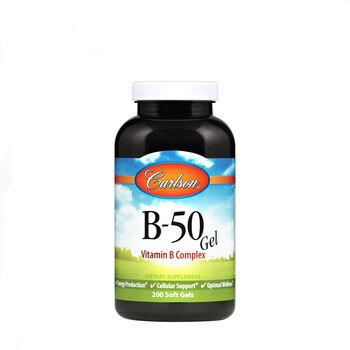 B-50 Gel | GNC