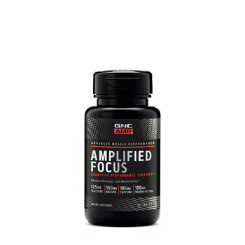 Amplified Focus | GNC