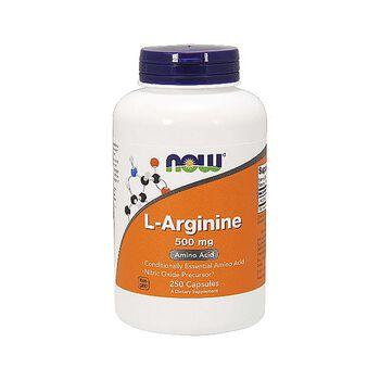 L-Arginine 500 mg   GNC