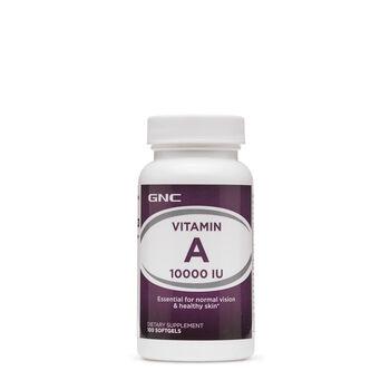 Vitamin A 10000 IU | GNC