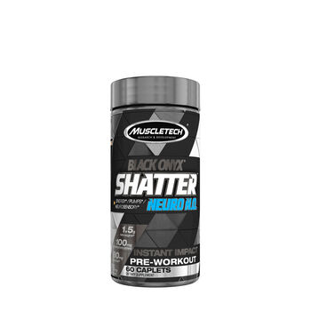 Shatter™ Neuro N.O. Black Onyx® | GNC