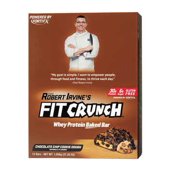 FitCrunch® - Chocolate Chip Cookie DoughChocolate Chip Cookie Dough | GNC