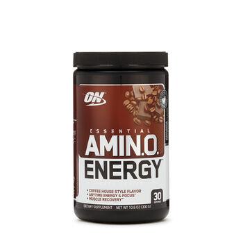 Essential AMIN.O. Energy™ - Iced Mocha Cappuccino FlavorIced Mocha Cappuccino | GNC