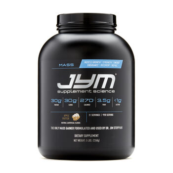 Mass Jym - Apple FritterApple Fritter | GNC