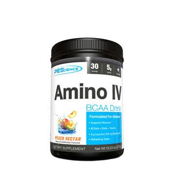 Amino IV BCAA Drink - Peach NectarPeach Nectar | GNC