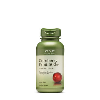Cranberry Fruit 500MG | GNC