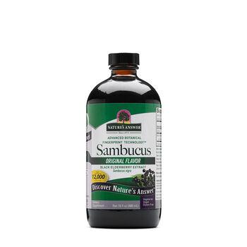 Sambucus 12,000 mg | GNC