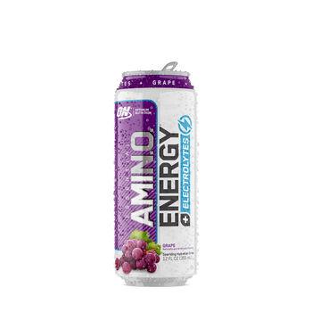 Essential AMIN.O. Energy + Electrolytes - GrapeGrape   GNC