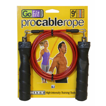 Pro-Cable Rope 9 FT. | GNC