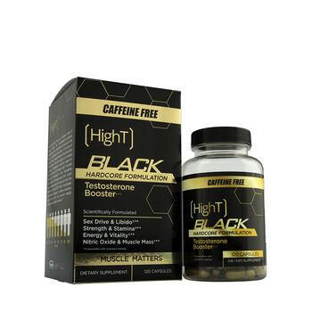 HighT™ Black Testosterone Booster GNC