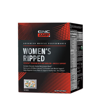 GNC AMP Women's Ripped Vitapak® Program