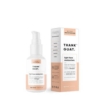 Light Face Moisturiser | GNC