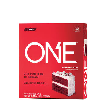 Protein Bar - Red Velvet CakeRed Velvet Cake | GNC