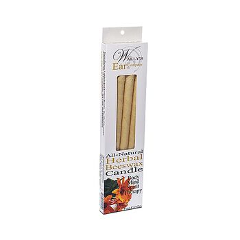 All-Natural Herbal Beeswax Candle | GNC