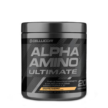 Alpha Amino™ Ultimate - Orange SherbetOrange Sherbet | GNC