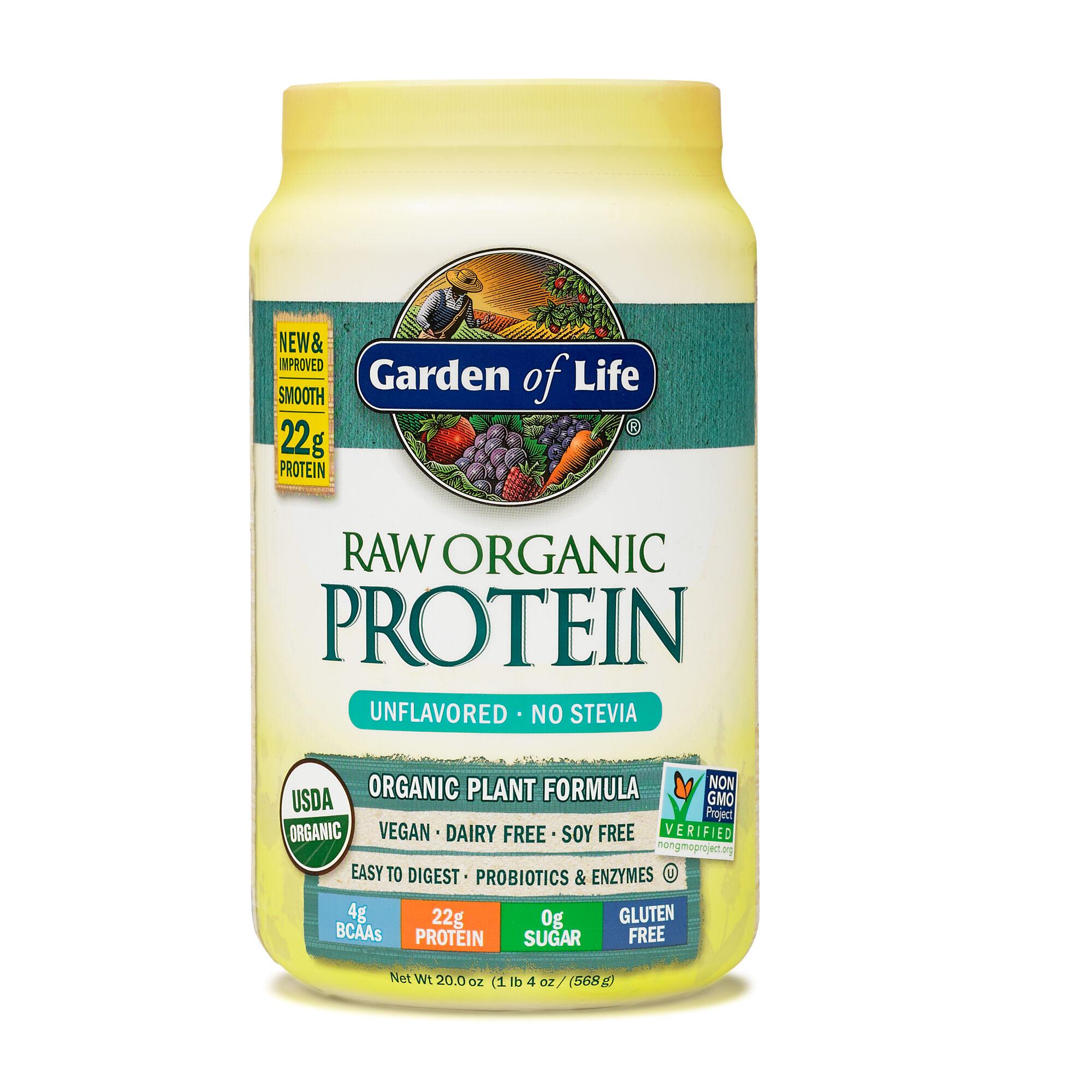 Garden of eden organic plant protein fasci garden Garden of life sport plant based protein