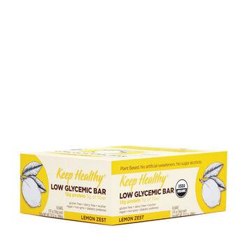 Low Glycemic Bar - Lemon ZestLemon Zest | GNC