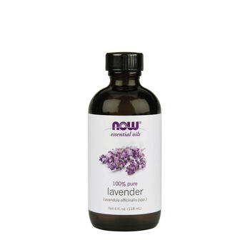 100% Pure & Natural Lavender Oil | GNC