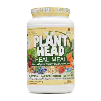 Plant Head™ Real Meal - VanillaVanilla | GNC