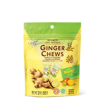 Ginger Chews with Mango | GNC