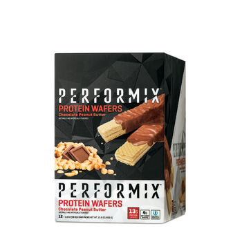 Protein Wafers - Chocolate Peanut ButterChocolate Peanut Butter | GNC