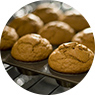 High Protein Flaxseed Muffins Recipe