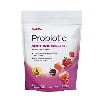 GNC Probiotic Complex with Fiber