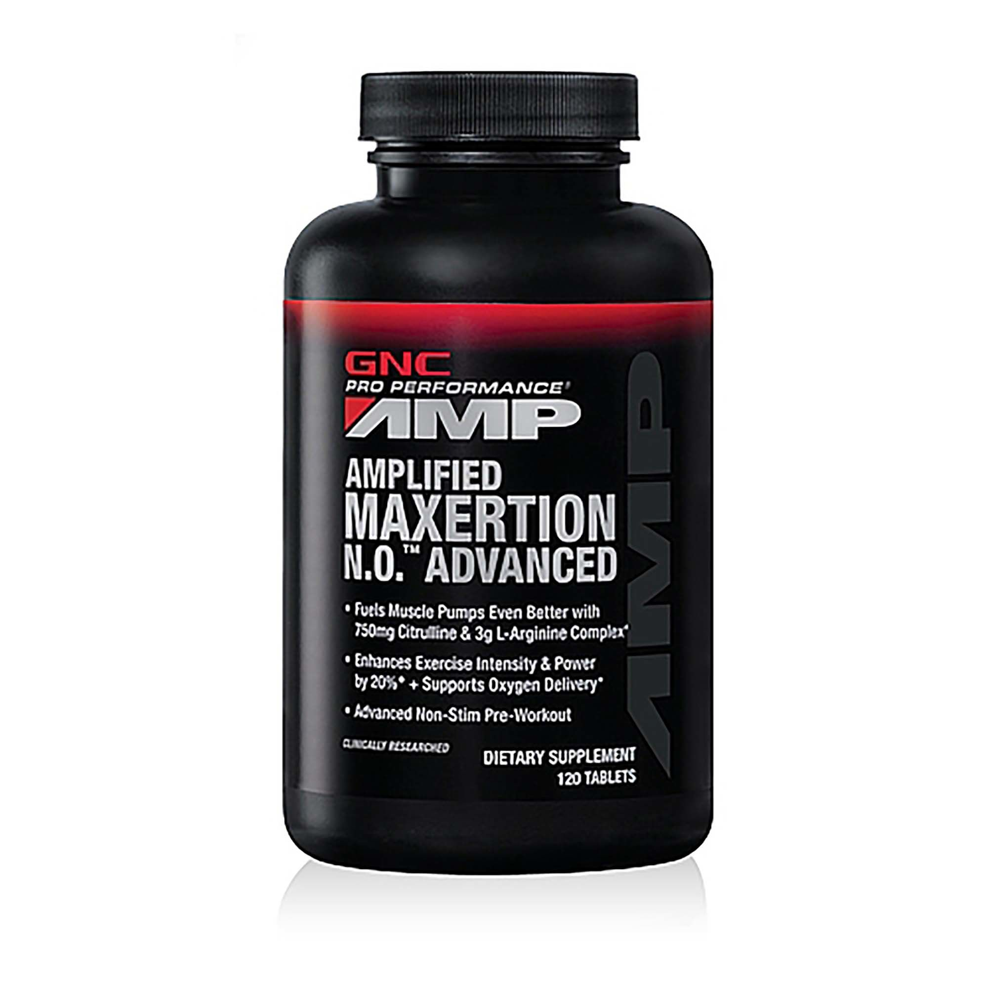 Gnc Pro Performance Amp Amplified Maxertion N O Advanced