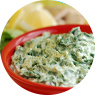 Cold Spinach Artichoke Dip Recipe