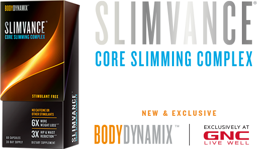 Slimvance - Wayne's Weight Loss Success Story | GNC | GNC