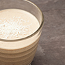 Keto-Friendly Peanut Butter Protein Shake