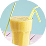 Mango Banana Protein Smoothie