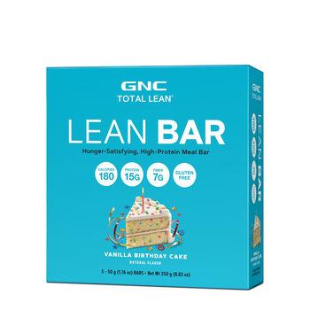GNC Total Lean® Lean Bar Birthday Cake