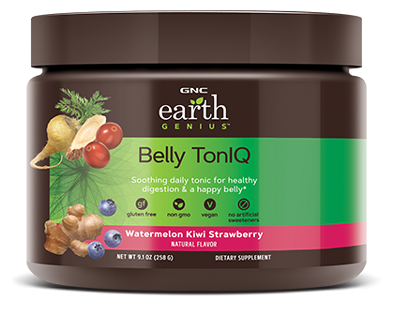 Earth Genuis Belly TonIQ
