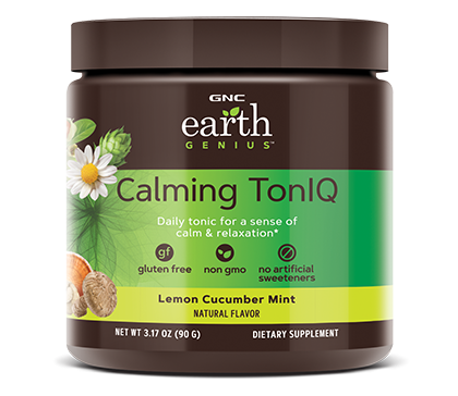 Earth Genuis Calming TonIQ