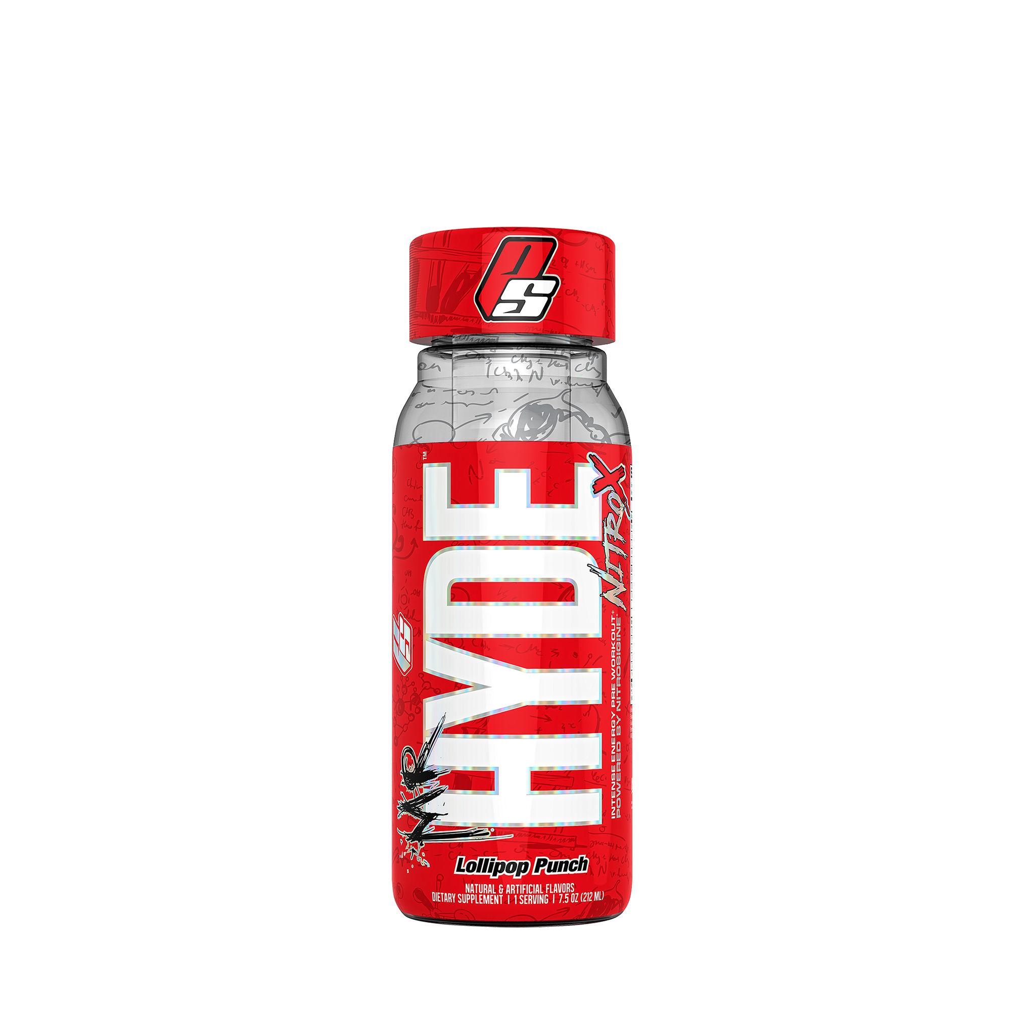 7e27e72dc92 Pro Supps™ Mr Hyde™ NitroX - Lollipop Punch
