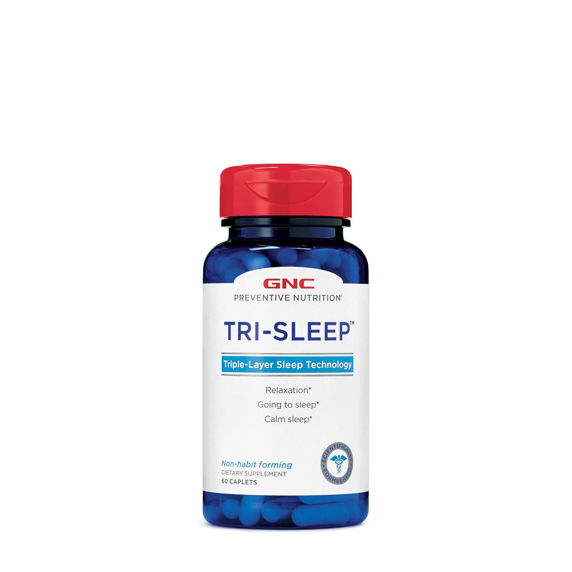 GNC Preventive Nutrition® Tri-Sleep™